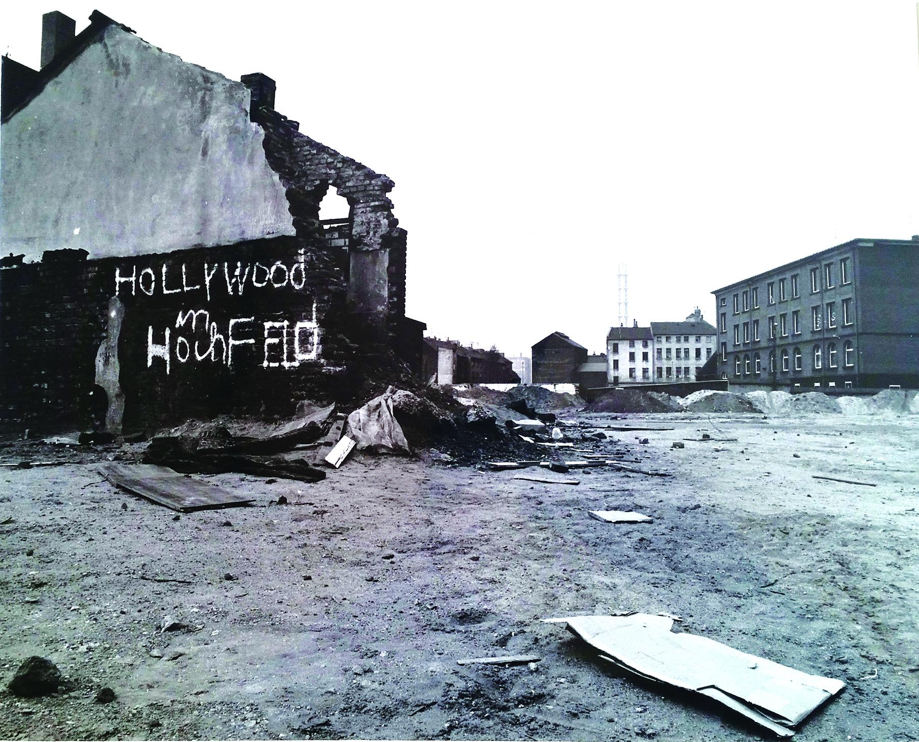 Titel: Hollywood in Hochfeld