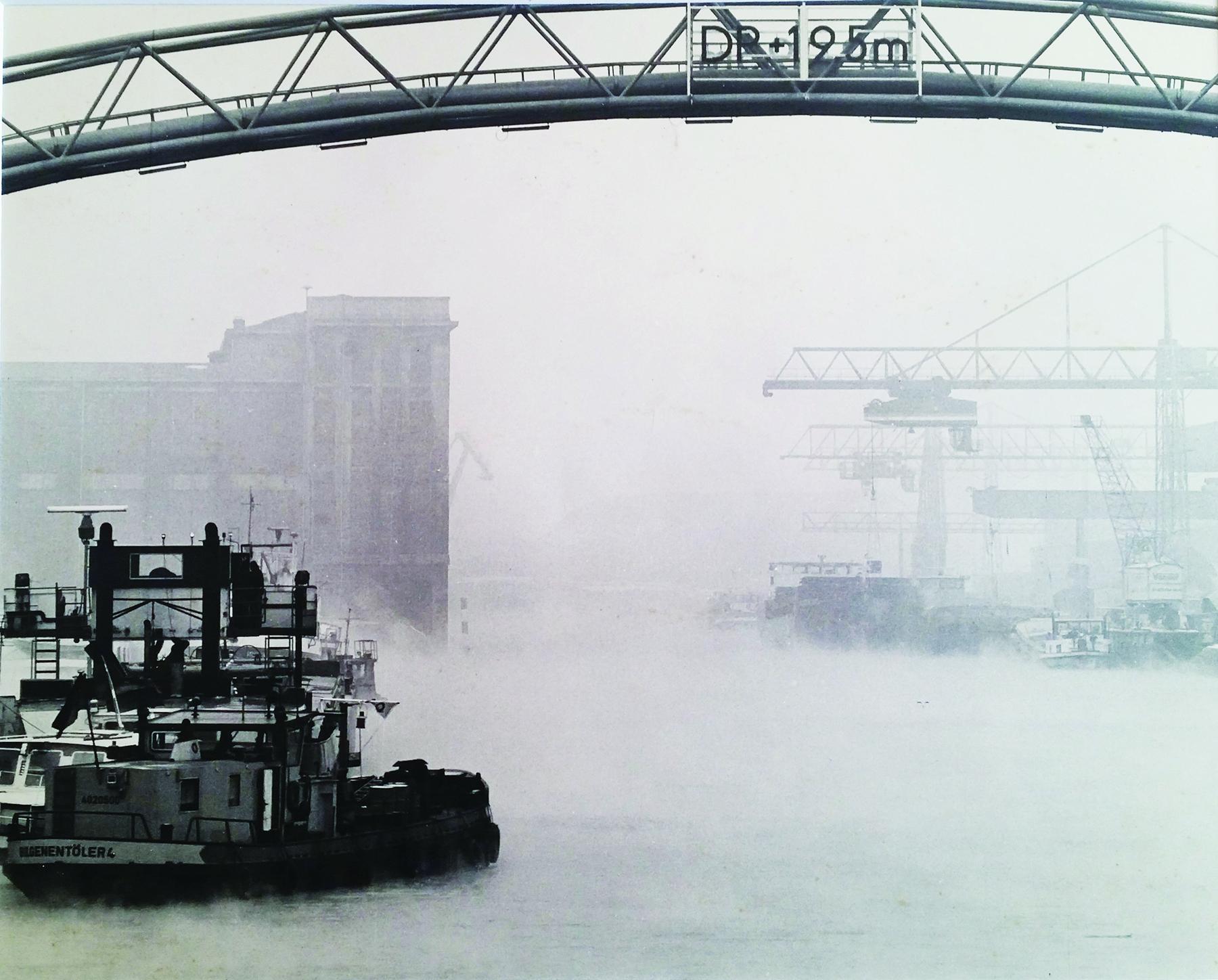 Titel: Marientorhafen