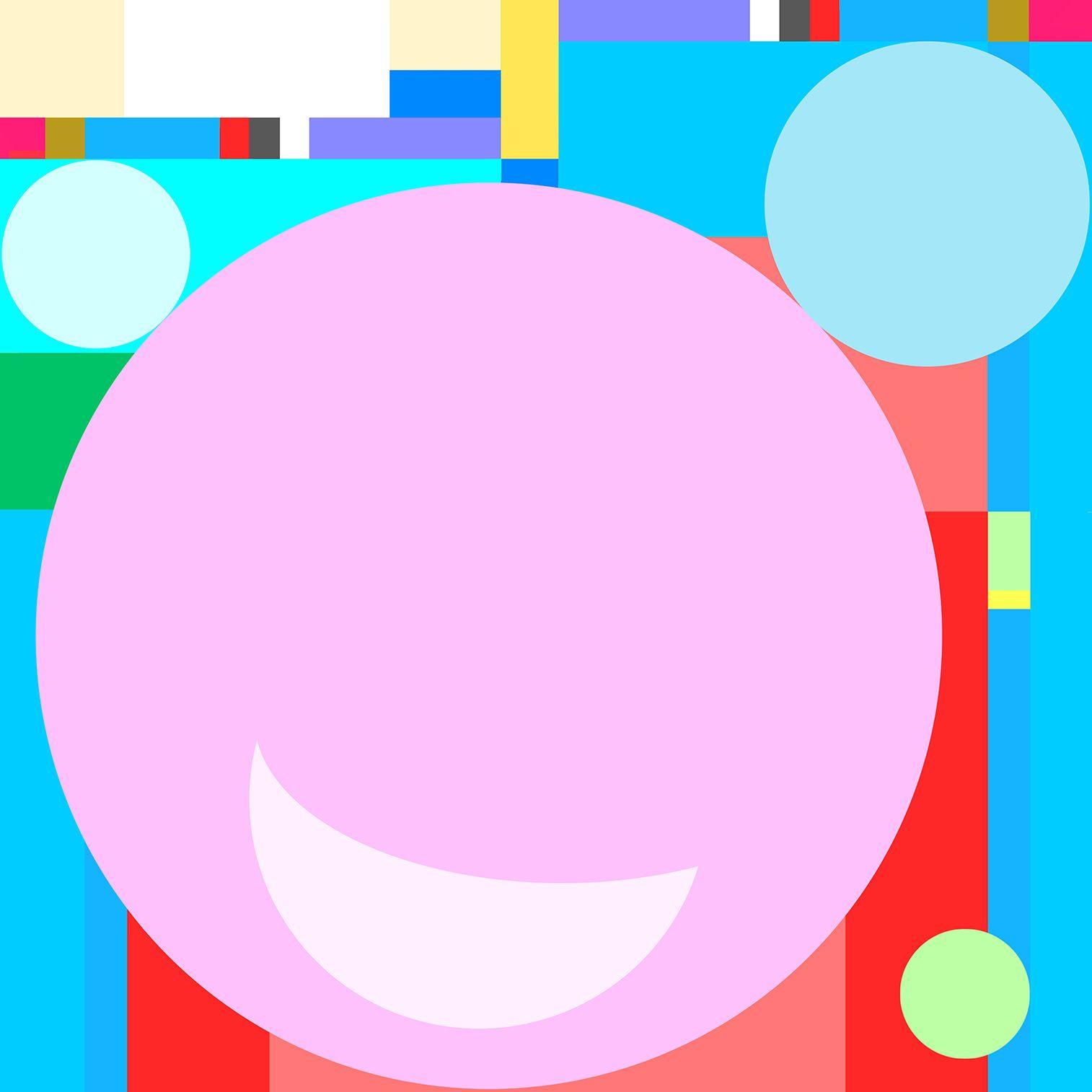 Smiley ohne Augen